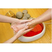 Feet Spa With Paraffin