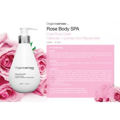 Rose Body Spa