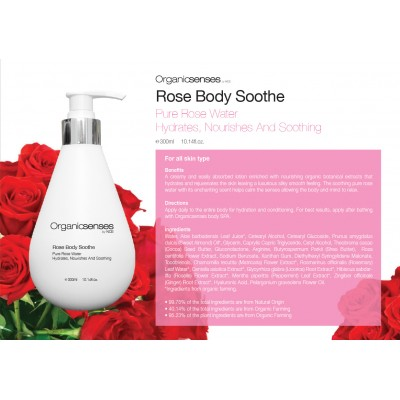 Rose Body Soothe